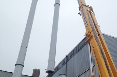 Industrial Chimney Systems